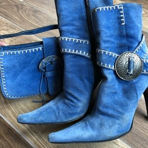 Casadei boots Chick and country  Made in Italy